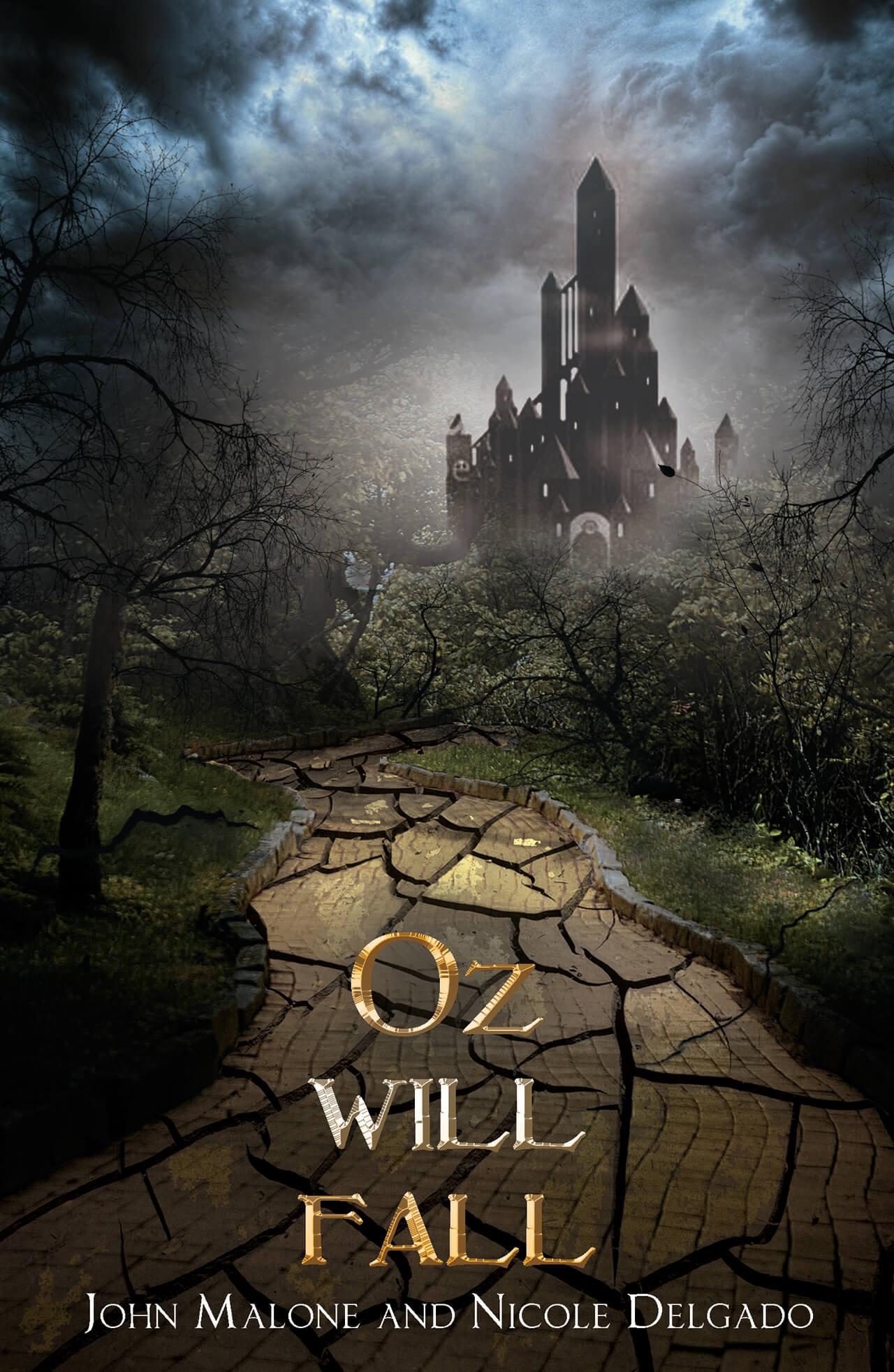 Ozz Will Fall Book Cover